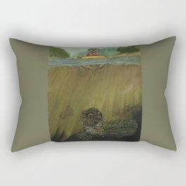 What lies below Rectangular Pillow