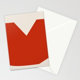 Mid Century Modern Vintage 17 Stationery Cards