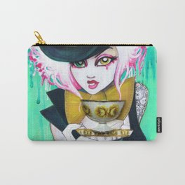 The Mad Hattress Carry-All Pouch