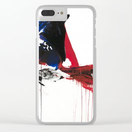Strawberry Fields, vol. 1 Clear iPhone Case