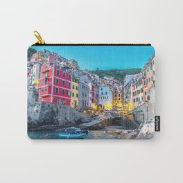 Cinque Terre, Italy Carry-All Pouch