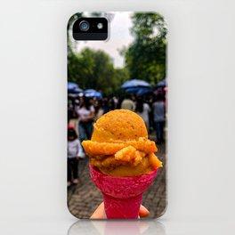 Ice Cream, Mexico City iPhone Case
