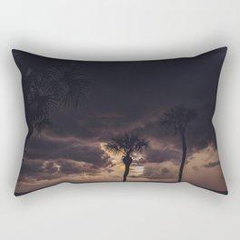 Ocean Storm Rectangular Pillow