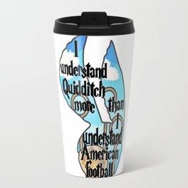 Quiddtch Travel Mug