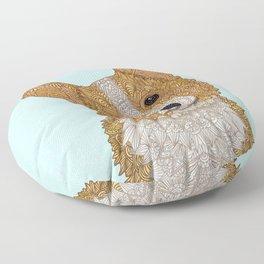 Cute Corgi Floor Pillow