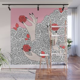 Spring is Coming Wall Mural