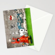 Super Bunny Stationery Cards