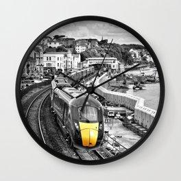 Dawlish Express Wall Clock