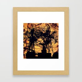 A Call to Arms Framed Art Print