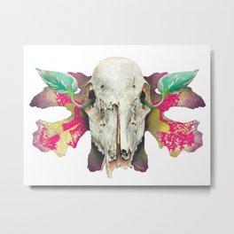 Oh deer, oh deer! Metal Print