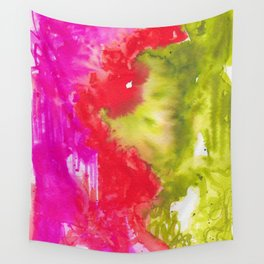 Intuitive - Karla Leigh Wood Wall Tapestry