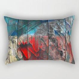 Encruzilhada Rectangular Pillow