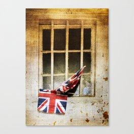 Union Jack, Union Flag Canvas Print