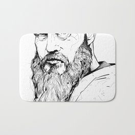 Vikings - Ragnar Lothbrok Bath Mat