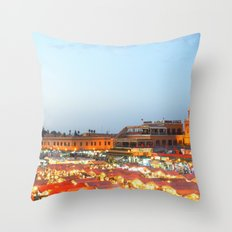 Marrakesh Throw Pillow