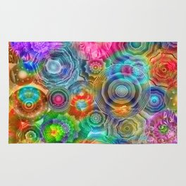 Flowery Meadow 2 Rug