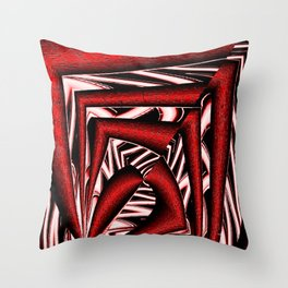 Elegance Power.... Throw Pillow