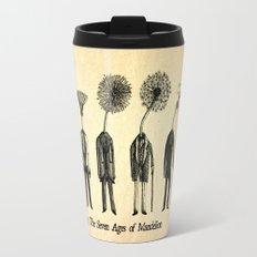 The Seven Ages of Mandelion Travel Mug