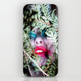 Flora Lust iPhone Skin