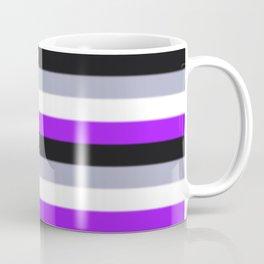 Asexual Pride Flag v2 Coffee Mug