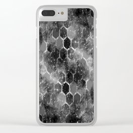 WHIMSICAL NIGHT Clear iPhone Case