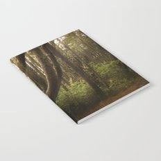 The Twisted Tree Notebook