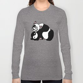 Zen Panda Long Sleeve T-shirt