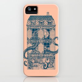 20 000 Leagues under the Sea iPhone Case