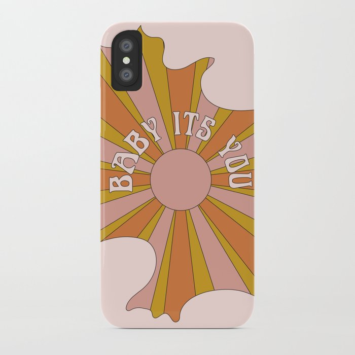 Baby its you iPhone Case