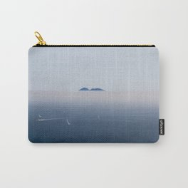 Misty Sails Carry-All Pouch
