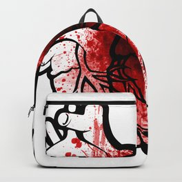 Two Hearts of Gore Backpack