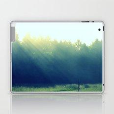 In the Misty Morning Laptop & iPad Skin