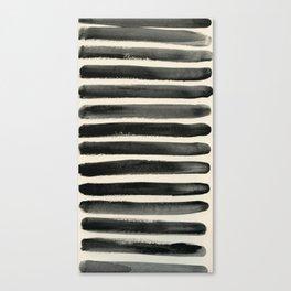 Lineas Canvas Print