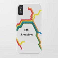 San Francisco Slim Case iPhone X