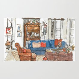 Will and Grace - Will Truman's Apartment Rug