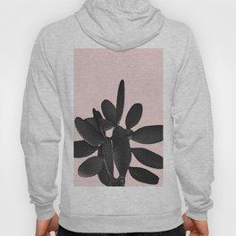 Black Blush Cactus #2 #plant #decor #art #society6 Hoody