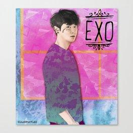 EXO -Chanyeol- Canvas Print