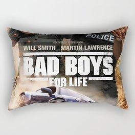 ''Bad Boys'' For Life Rectangular Pillow