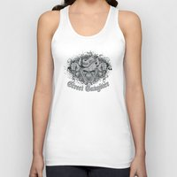 gangster Tank Tops featuring Street Gangster by MaNia Creations