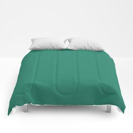 all green Comforters