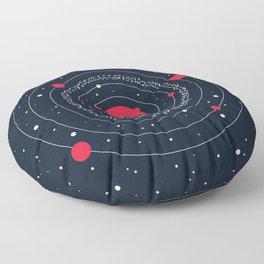 Space Jam Floor Pillow