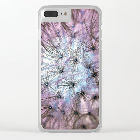Fragility Clear iPhone Case