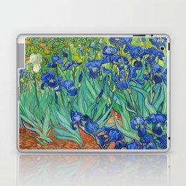Vincent Van Gogh Irises Painting Laptop & iPad Skin