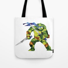 Katana Turtle Tote Bag