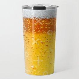 Glass of Beer Travel Mug