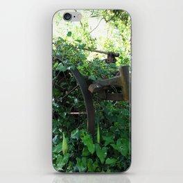 Rusty Relic. iPhone Skin