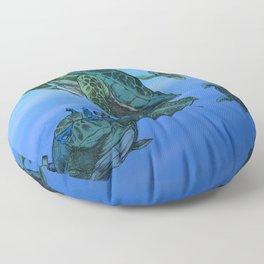 Ninja Turtles Floor Pillow