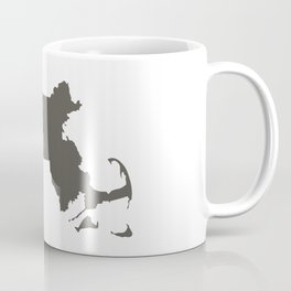Massachusetts is Home Coffee Mug