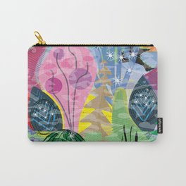 Fluttering Heart Carry-All Pouch