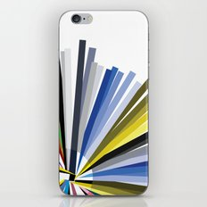Colours iPhone & iPod Skin
